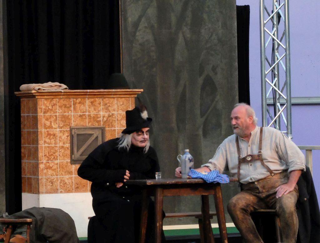 Theater am Tegernsee - Hervorragende Darstellung von Andreas Kern und Hanno Sollacher