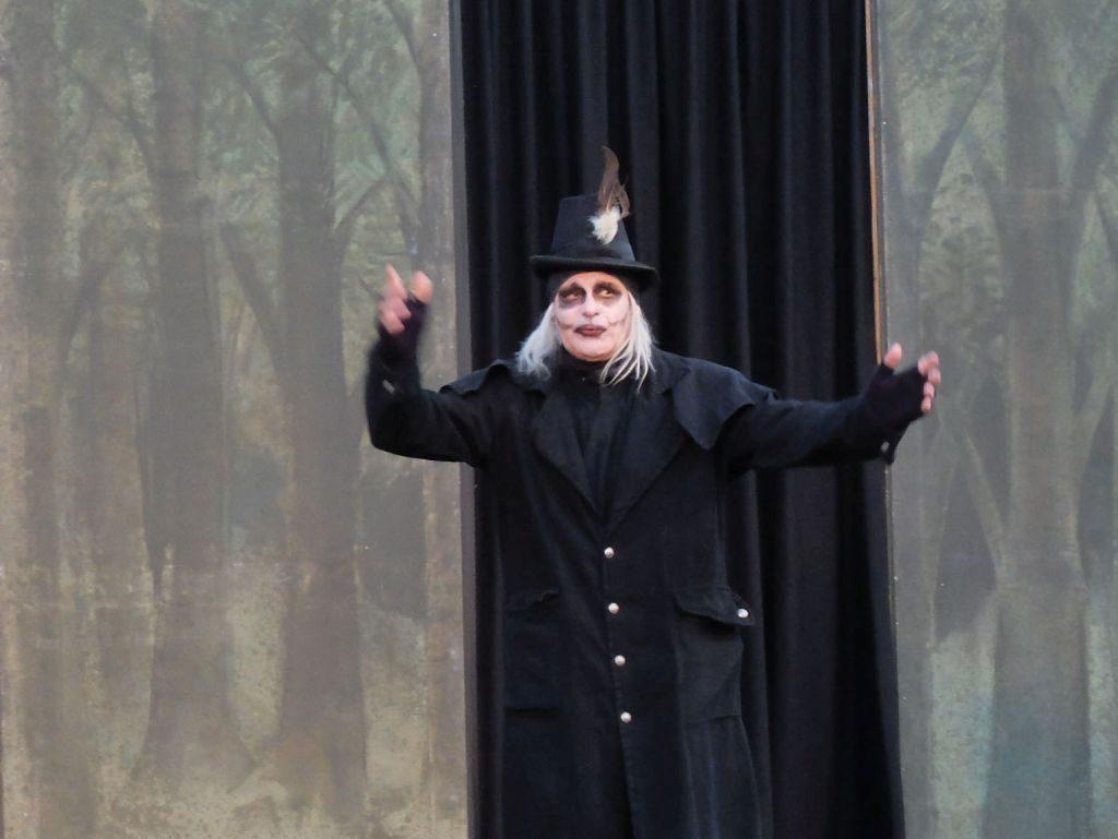 """Andreas Kern als """"Boanlkramer"""""""
