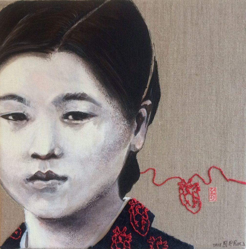 Herz Kimono