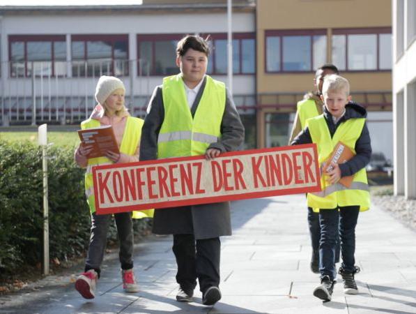 Johannes Volkmann's Konferenz der Kinder