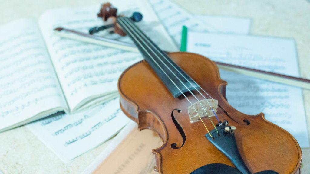 Konzert am tegernsee - Podium junger Solisten mit Violine