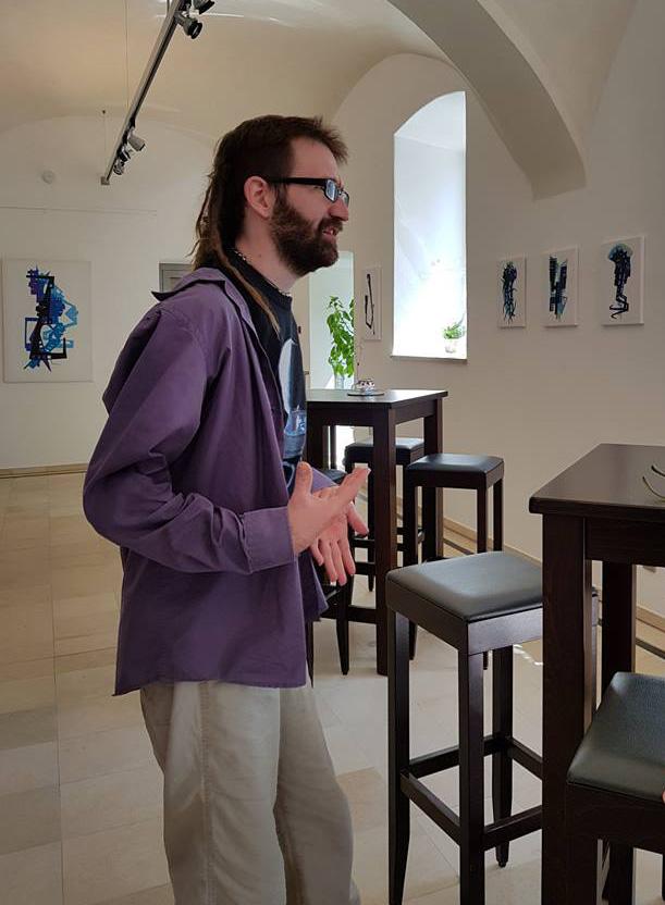 Riccardo Milazzo Ausstellung Holzkirchen