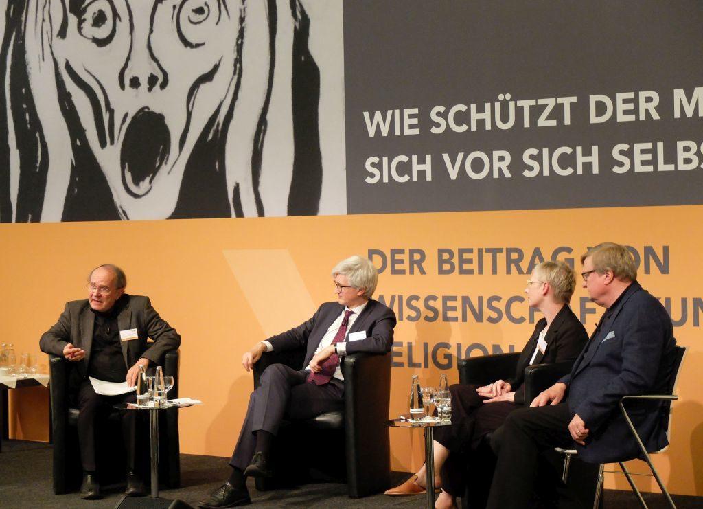 Stiftung Kulturelle Erneuerung - Diskussionsrunde der Theologen und Religionswissenschaftler