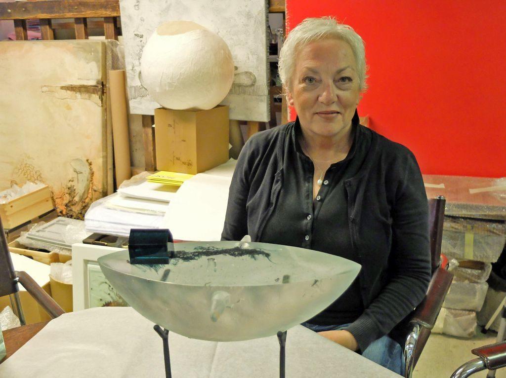 Glaskunst aus Bayern - Ursula Maren Fitz