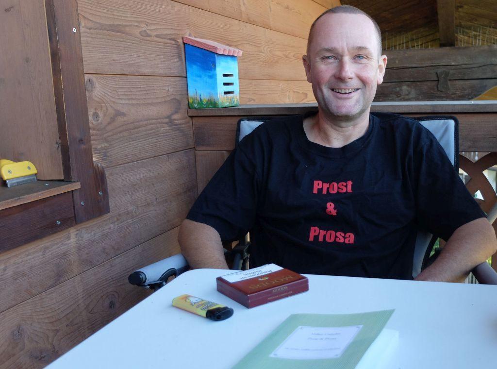 Volker Camehn Prost und Prosa