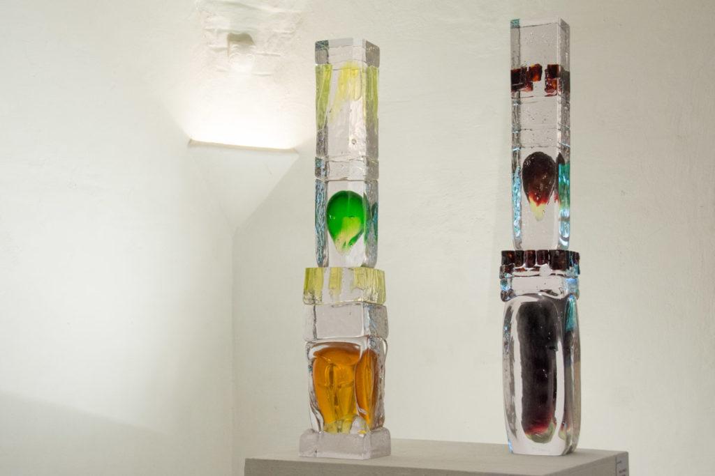 Glaskunst im Dreilaendereck