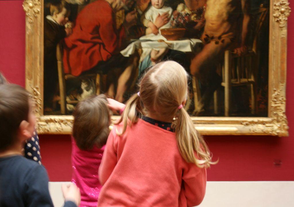 MPZ Alte Pinakothek Kinderprogramm