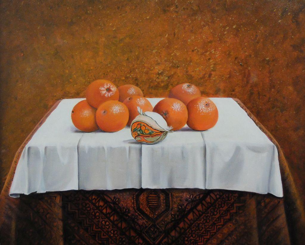 """Ausstellung in Gmund - H. Lucia Kordecke - """"Die Neunte"""""""