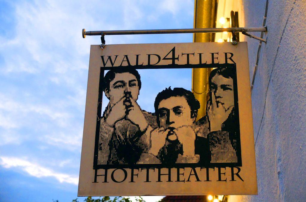 Traditionsbühne: Waldviertler Hoftheater