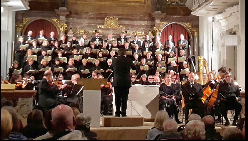Oratorienkonzert in Tegernsee