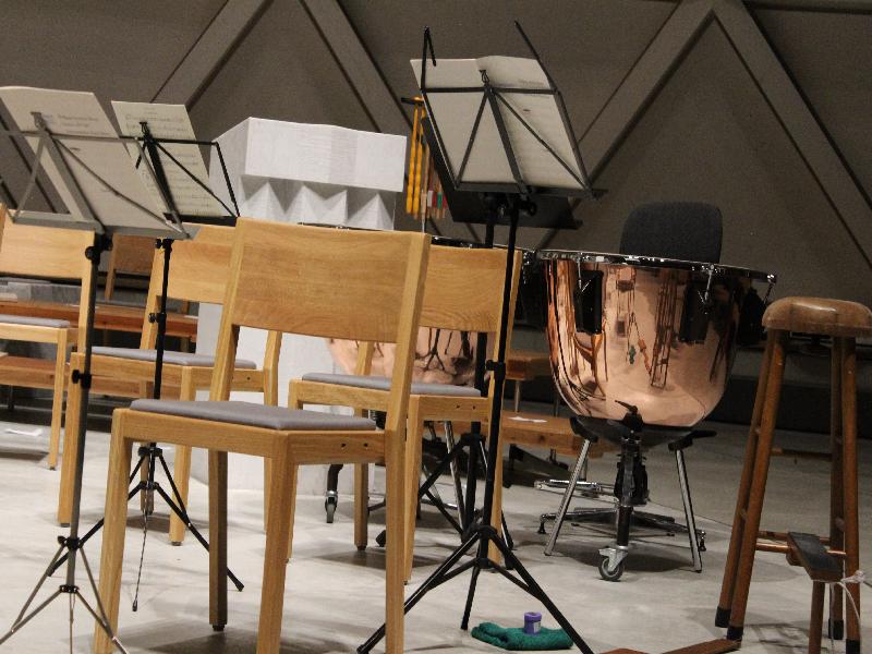 Vorfreude auf das Requiem in Holzkirchen