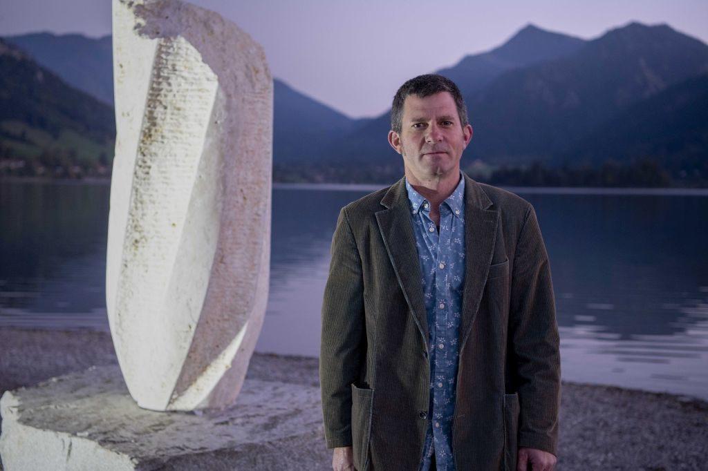 """Bildhauer TOBEL aus Valley wurde der Große Preis der Biennale Argentinien"""" verliehen"""