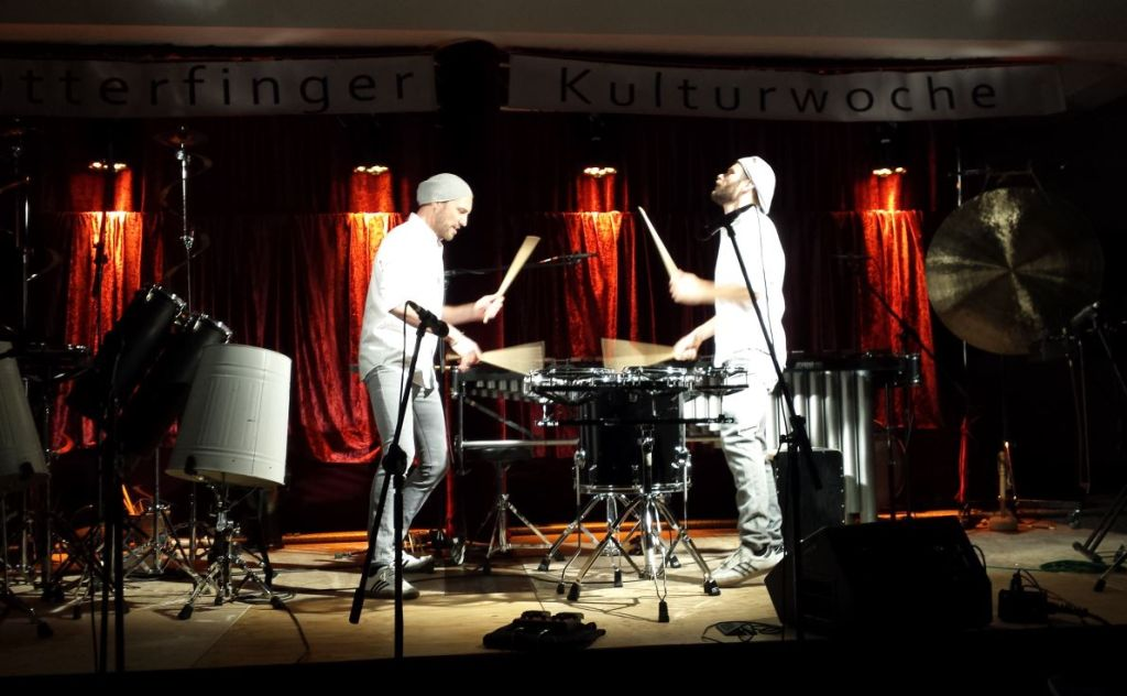 Philipp Jungk und Alexander Glöggler in ihrem Element
