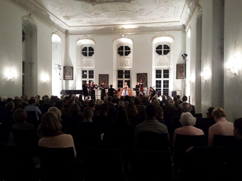 Ein barockes Konzert im barocken Ambiente