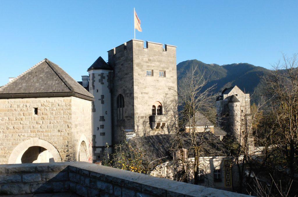Schloss Ringberg - Sitz der Max-Planck-Gesellschaft - öffnet seine Pforten zu den Tegernseer Wissenschaftstagen