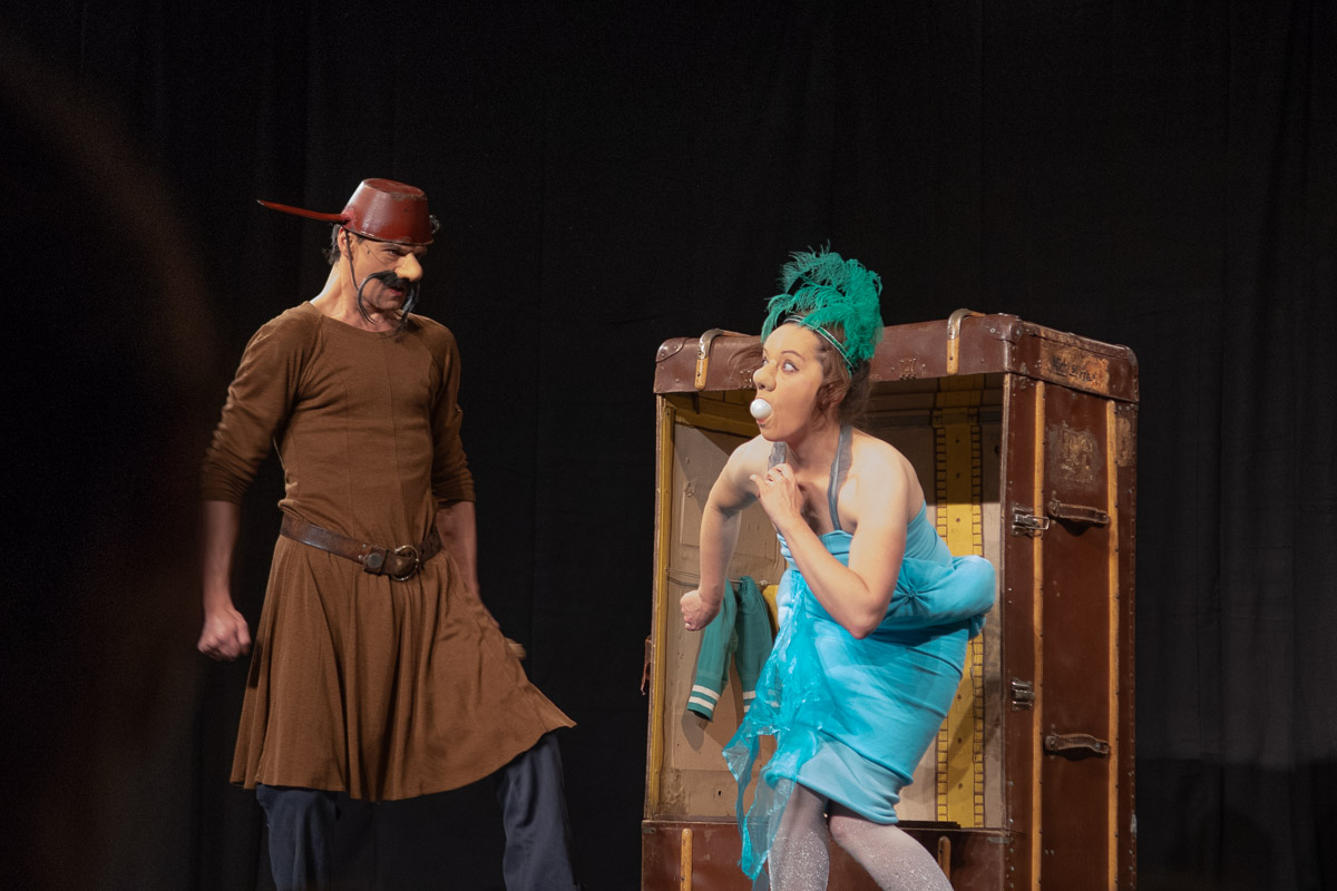 Familientheater in Holzkirchen