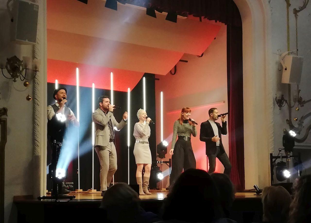 A-Cappella-Konzert in Holzkirchen