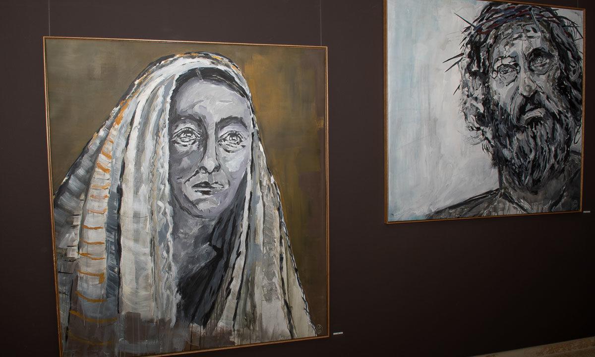 Ausstellung im Hotel Bachmair Weissach