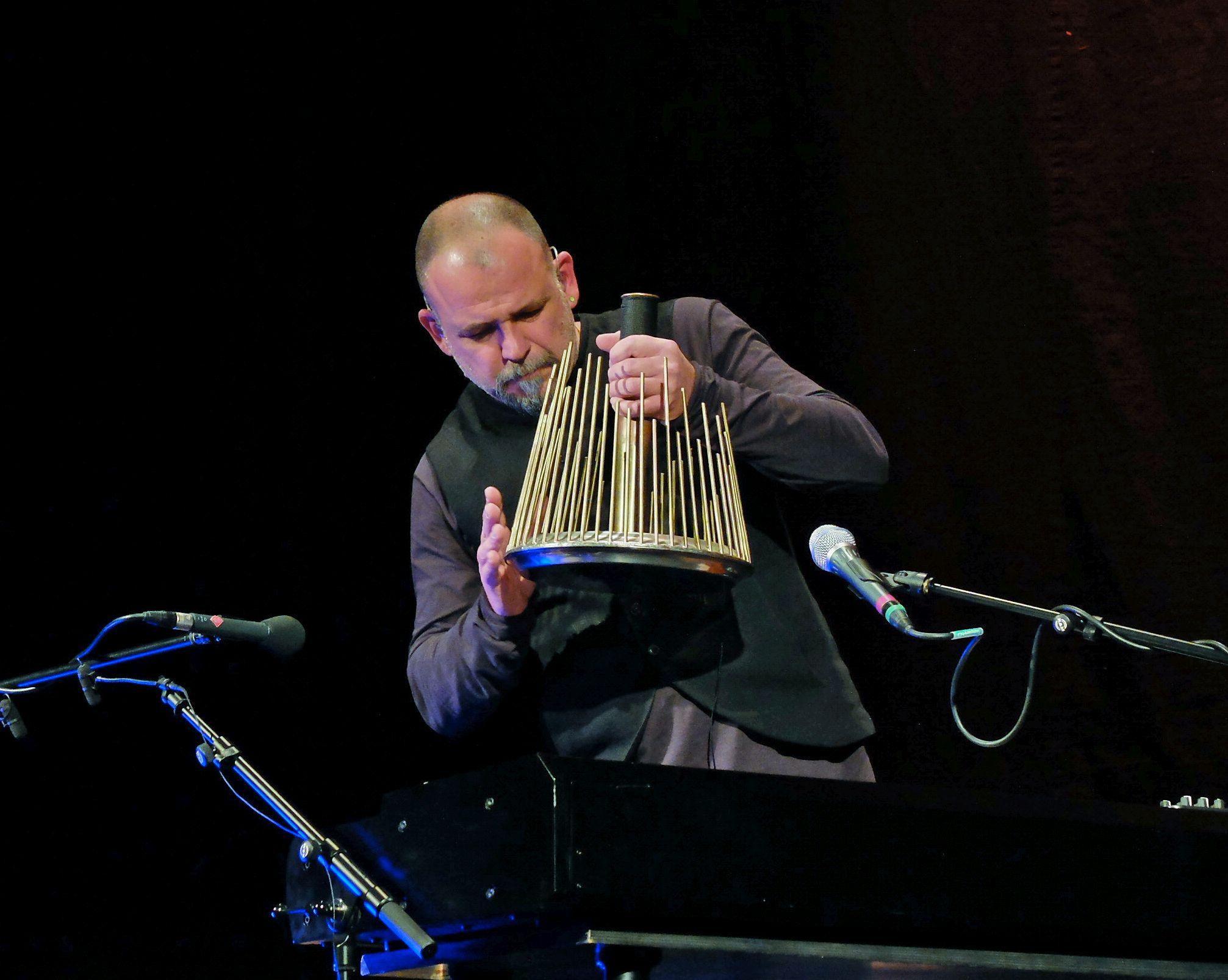Martin Kälberer Baltasound Waterphone