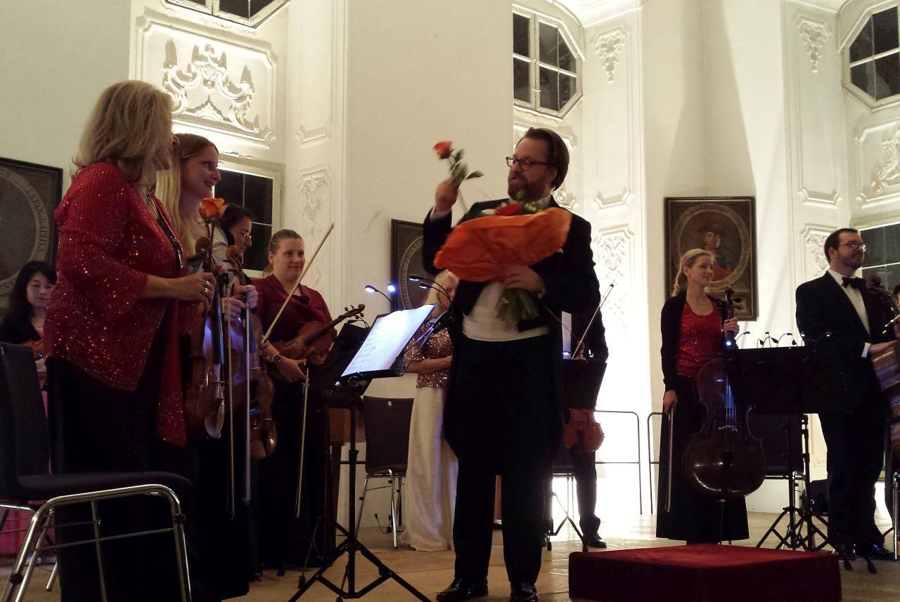 Adventskonzert der Kammerphilharmonie dacapo
