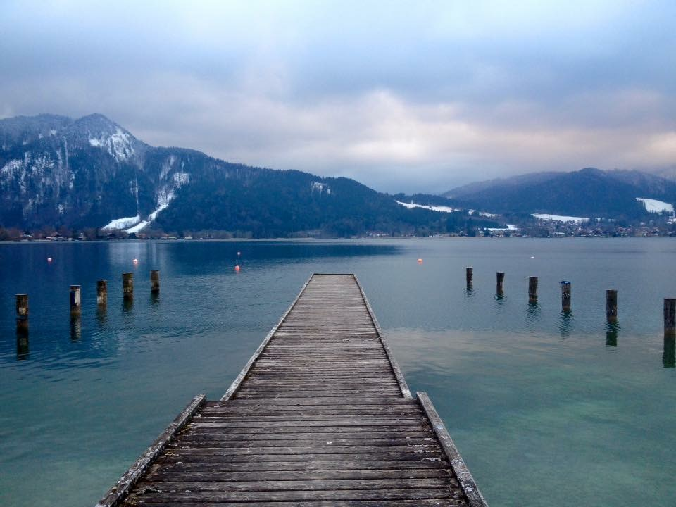Winter am Tegernsee