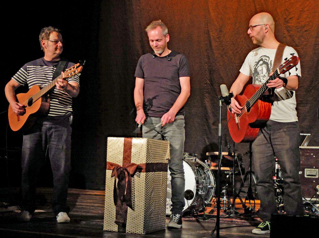 Bananafishbones in Miesbach - Live & Unplugged Tour 2019