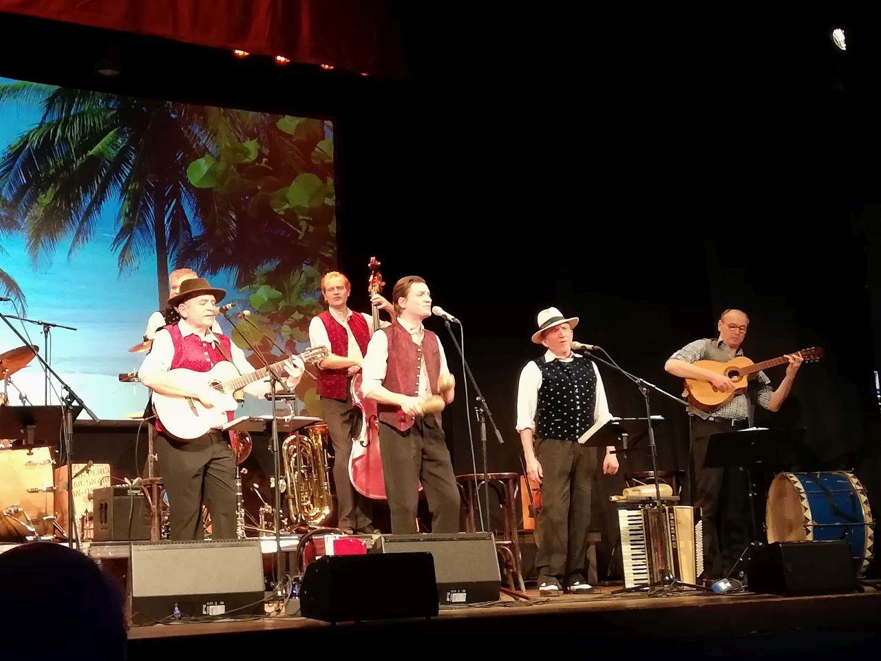 Abschiedskonzert der CubaBoarischen