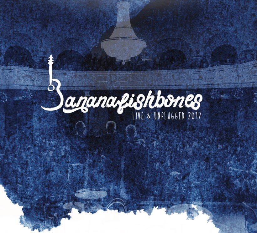Die neue Live-CD der Bananafishbones