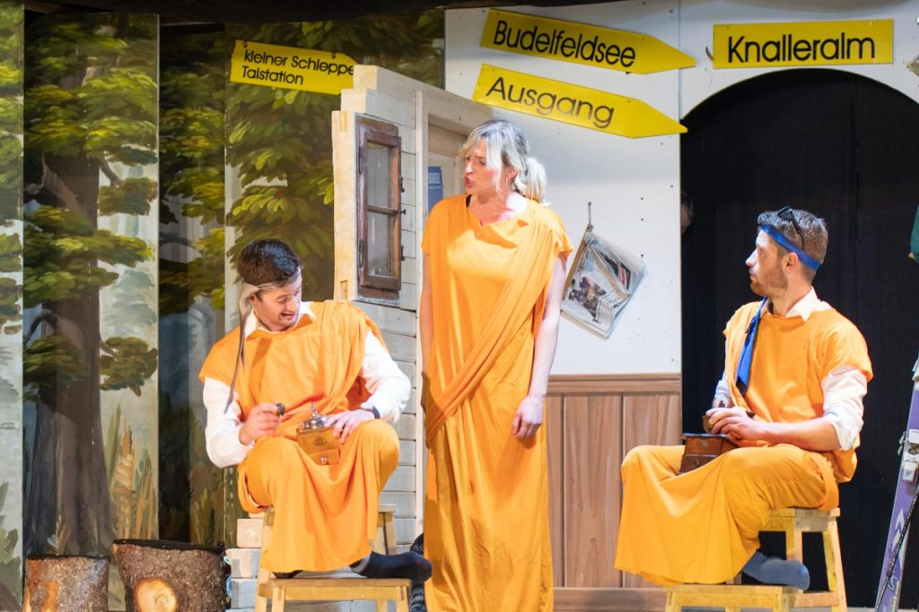 Theatergruppe Bayrischzell