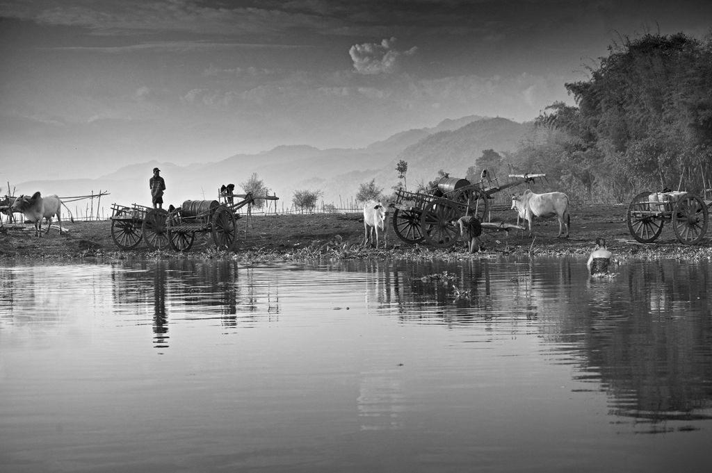 Myanmar Fotografie