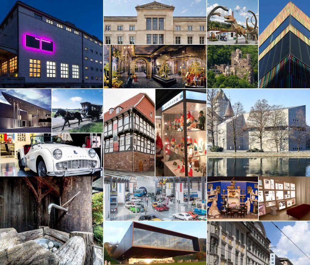 Die neue Internet-Plattform vimuseo.com verlinkt weltweit Museen