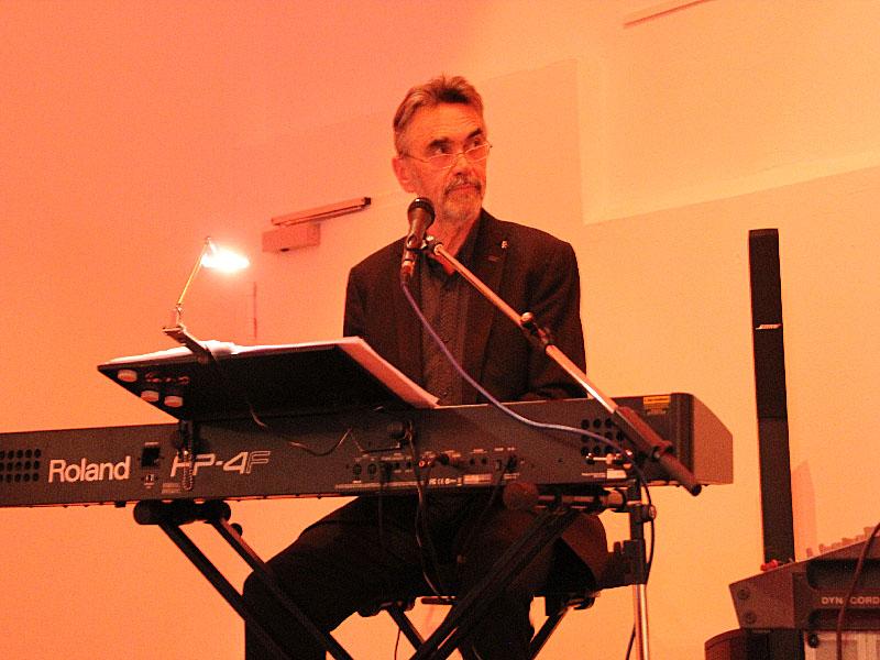Bernd Stahuber ist der Gründer von Swing it UP