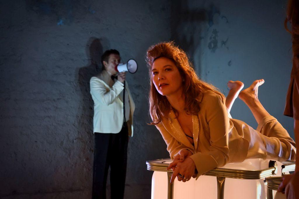 """Theater Blaue Maus München - gelungene Inszenierung """"Der Untergang der Titanic"""" von Enzensdorfer"""