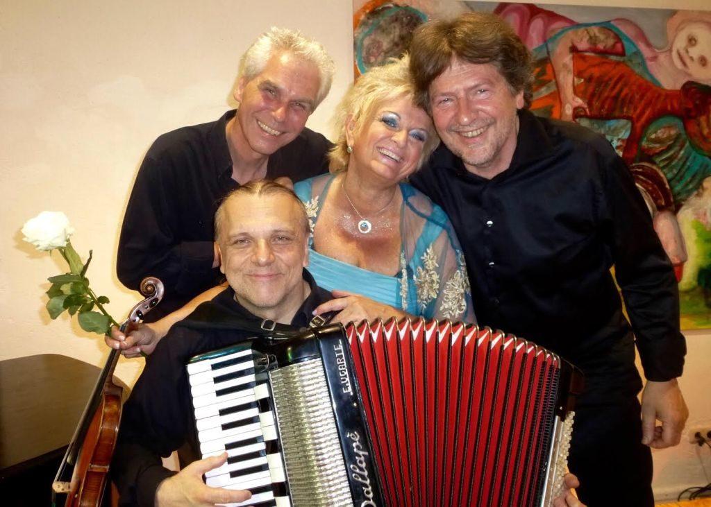 Ilona Cudek Jazz Quartett