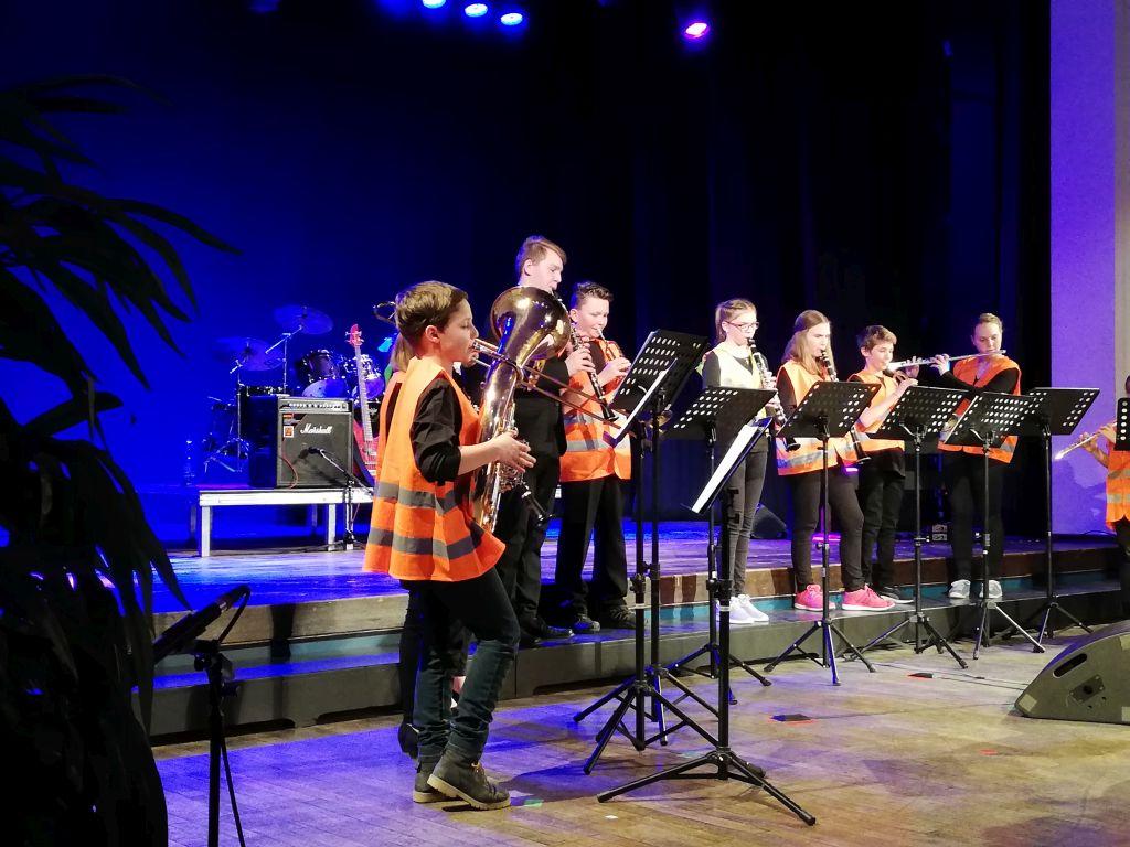 Schulkonzert der Realschule Miesbach