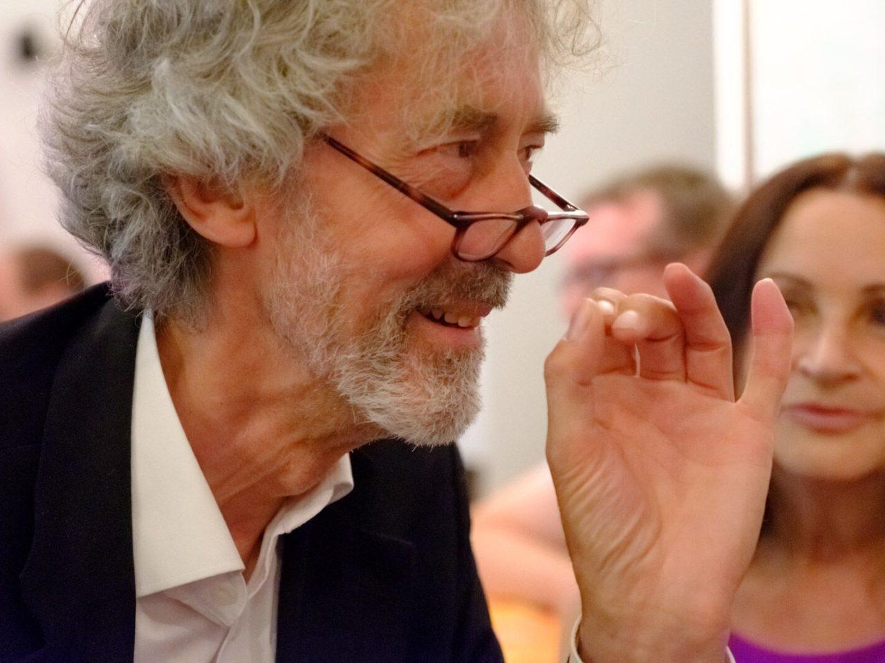 Peter Coreth gründer der Kulturbrücke Fratres