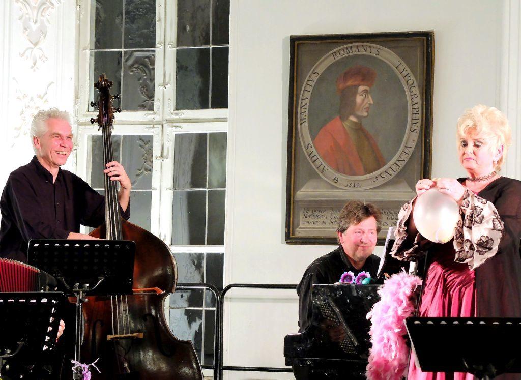 Rosenmontagskonzert in Tegernsee Ilona Cudek