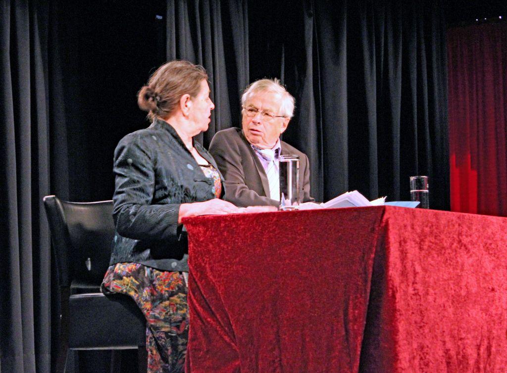 Junggeblieben: Monika Manz und Gerd Lohmeyer im Oberbräu