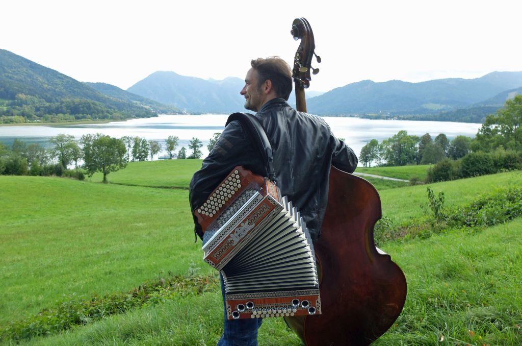 Erich Kogler ist Leiter der Musikschule Tegernseer Tal