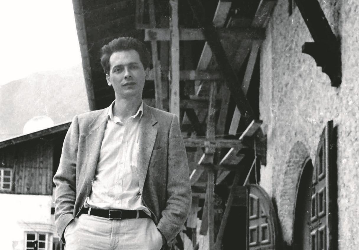 Felix Mitterer Ausstellung in Achenkirch
