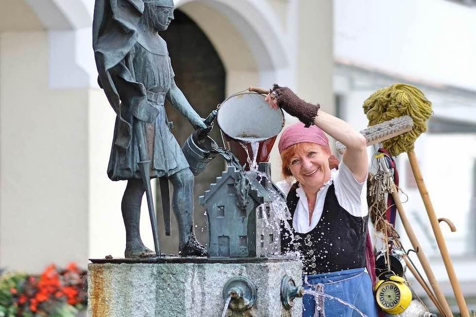 Marktreisen in Holzkirchen