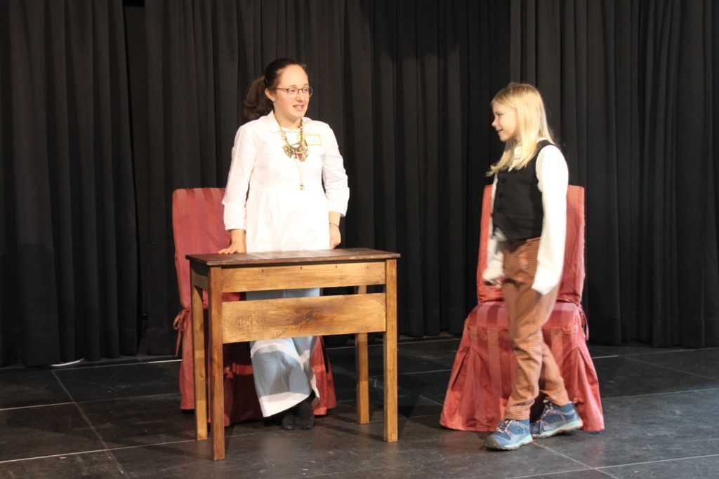 Kindertheater in Holzkirchen