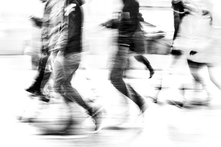 Schwarz-Weiß-Fotografie