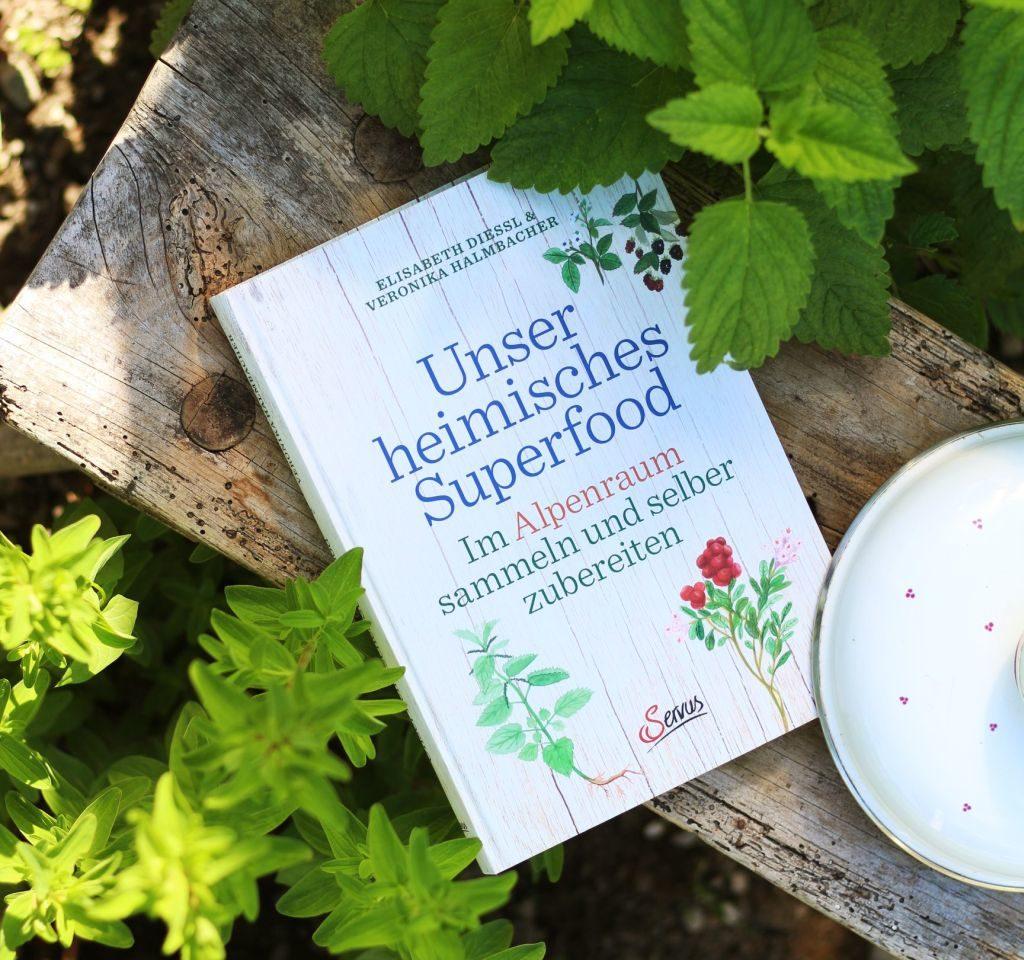 Heimisches Superfood - Buchpräsentation