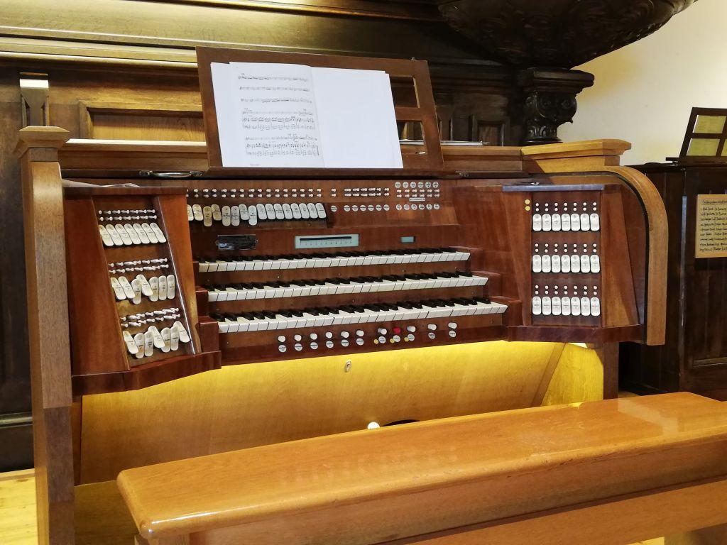 """Orgel-Kaleidoskop"""