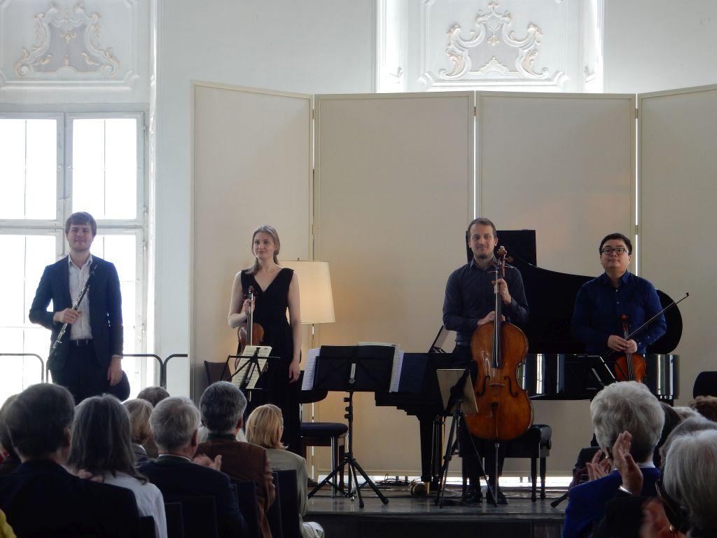 Konzert der ARD-Preisträger