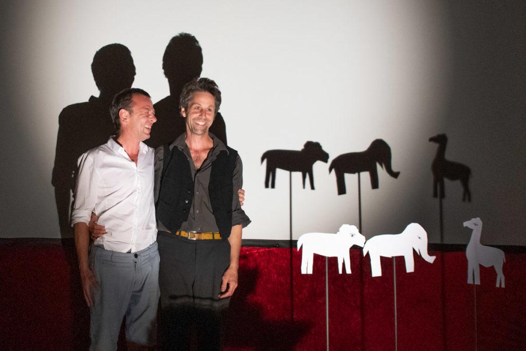 Johannes Volkmann und Stephan Klier