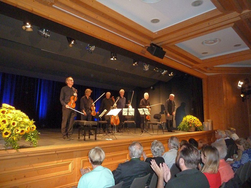 Arayn Quartett Musikfest kreuth