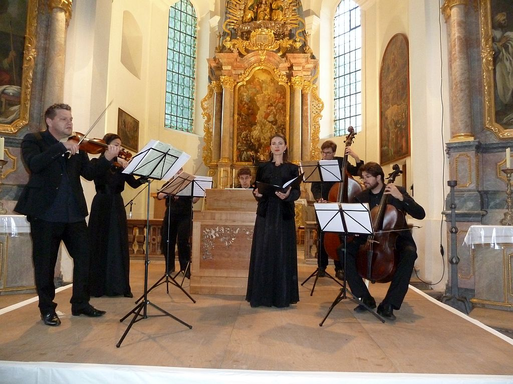 Barockmusik in Warngau