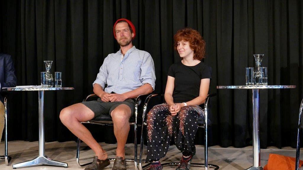 Themen unserer zeit Urmel Saurle und Laura Quaderer